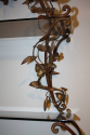 An Italian Florentine metal wall shelf - picture 2