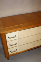 Parchment chest of drawers, c1950 - picture 3