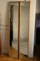 Pair of tall narrow mirrors - picture 1
