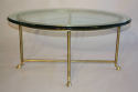1950`s French occasional table - picture 1