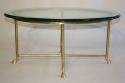 1950`s French occasional table - picture 2