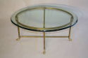 1950`s French occasional table - picture 3