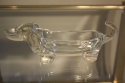 Glass sausage dog bowl - picture 5