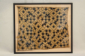 Framed African Kuba Textiles - picture 2