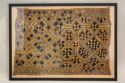 Framed African Kuba Textiles - picture 4