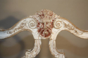 Italian gesso chair with carved masked detail. - picture 4
