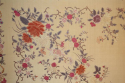 A lovely pair of embroidered silk panels, c19 - picture 5