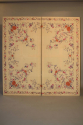 A lovely pair of embroidered silk panels, c19 - picture 8