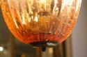A Venetian glass ceiling light, Italian c1950 - picture 1