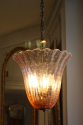 A Venetian glass ceiling light, Italian c1950 - picture 2