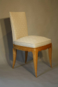 A pair of Rene Prou chairs, c1935 - picture 4
