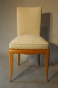A pair of Rene Prou chairs, c1935 - picture 5