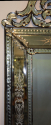 Antique Venetian mirror with pierced cartouche, C19th - picture 6