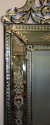 Antique Venetian mirror with pierced cartouche, C19th - picture 8