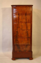 Flame Mahogany tall boy - picture 2