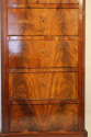 Flame Mahogany tall boy - picture 3