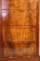 Flame Mahogany tall boy - picture 4