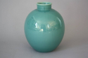 A large pale jade green vase - picture 2