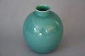 A large pale jade green vase - picture 3