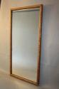 C19th rectangular rope twist mirror - picture 2