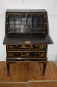 1920`s lacquered and painted Chinese decorated bureau - picture 4