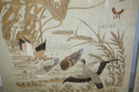 A pair of embroidered silk panels - picture 7