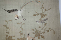 A pair of embroidered silk panels - picture 8