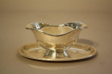 A Christofle Silver Plate Gravy Boat - picture 2