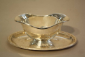 A Christofle Silver Plate Gravy Boat - picture 3