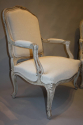A pair of French Antique fauteuils, C19th - picture 2