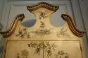 Handpainted Toile de Jouy bureau cabinet - picture 10