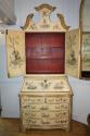 Handpainted Toile de Jouy bureau cabinet - picture 6