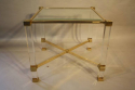 A pair of Pierre Vandel end tables - picture 4