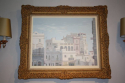Framed oil - Havana, Cuba, c1950 - picture 7