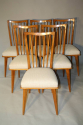 1950`s dining chairs - picture 1