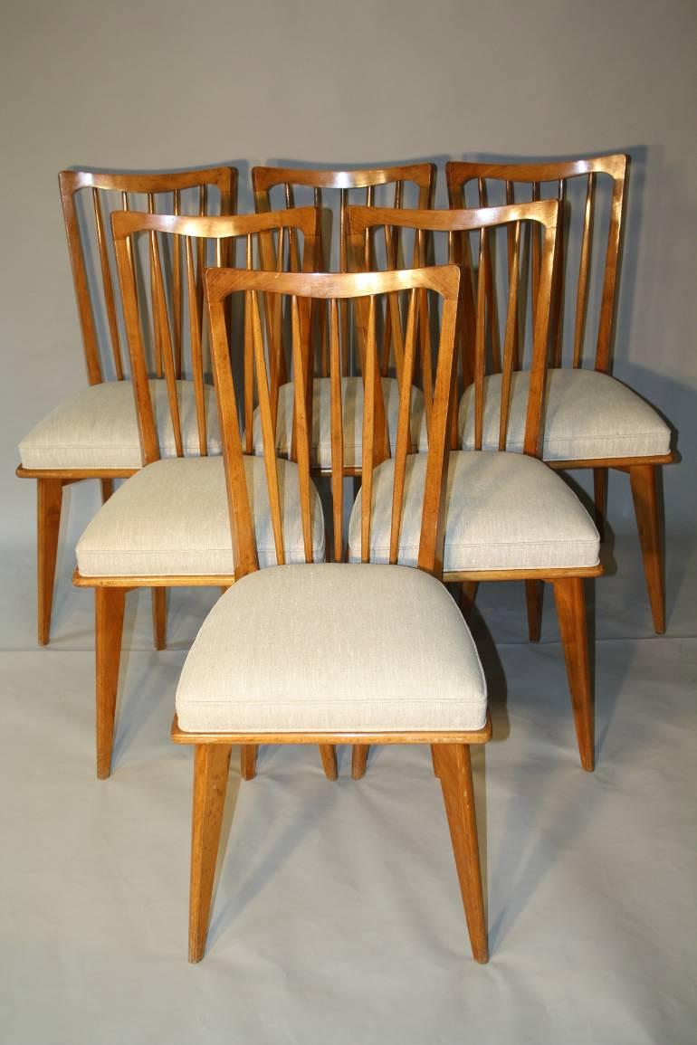 1950`s dining chairs