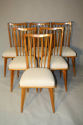 1950`s dining chairs - picture 2