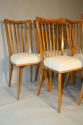 1950`s dining chairs - picture 3