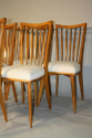 1950`s dining chairs - picture 4