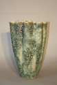 A large hand thrown coil glazed terracotta vase, French c1970 - picture 2