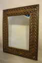 Florentine carved wood mirror - picture 1