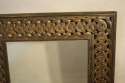 Florentine carved wood mirror - picture 2