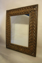 Florentine carved wood mirror - picture 3
