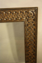 Florentine carved wood mirror - picture 4
