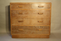 Limed Oak chest of drawers - picture 2