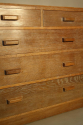 Limed Oak chest of drawers - picture 5