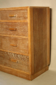 Limed Oak chest of drawers - picture 6