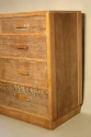 Limed Oak chest of drawers - picture 7