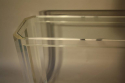 Lucite and glass console - picture 3
