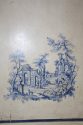 Antique C19th Italian commode with painted scenes - picture 9